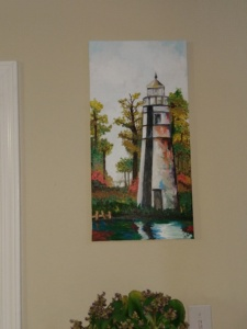 Madisonville Lighthouse #2 - 2