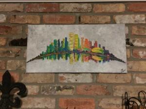 New Orleans Skyline 2
