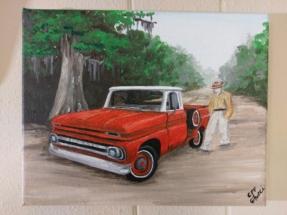 Gerald 1965 c10 truck